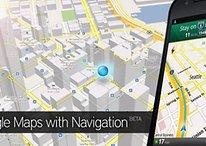 ¡La actualización de Google Maps ya está aquí!