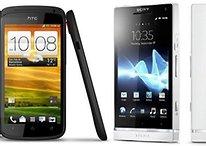 Precios para HTC One S y Sony Xperia S con Orange
