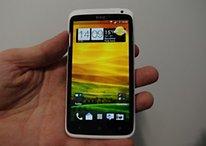 Actualización del HTC One X: mejor rendimiento y batería más duradera