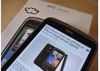 Gingerbread en el HTC Desire pero con menos aplicaciones