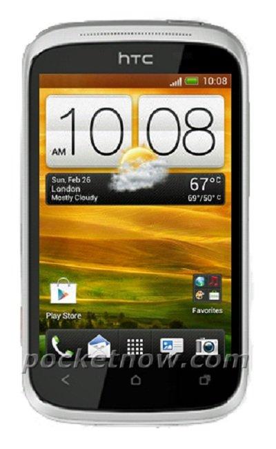 HTC Golf Wildfire C