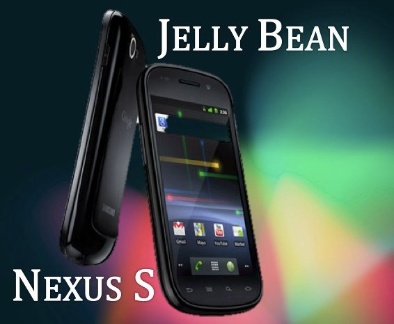 jelly bean nexus s rom