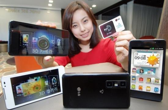 LG Optimus 3D Cube Optimus 3D MAX