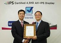 LG tiene una nueva super pantalla: AH-IPS