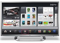 LG presentará en la CES 3D Google TV