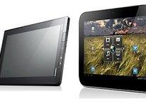 [Hands-On Vídeo]  Los nuevos tablets con Honeycomb de Lenovo