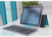 Logitech se toma en serio los accesorios de los tablets y lanza un innovador teclado