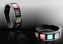 El reloj del futuro con pantalla táctil
