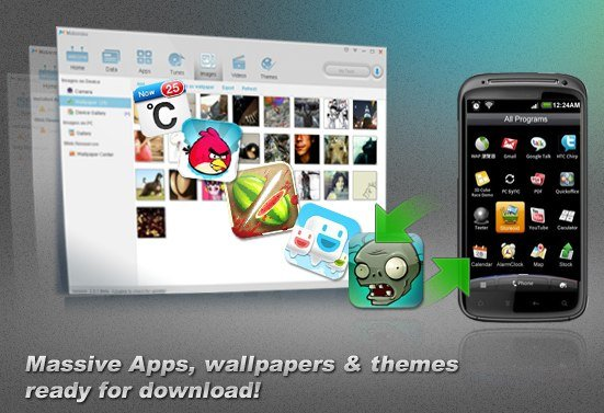moborobo itunes para android