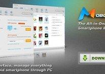 Moborobo, el iTunes para sincronizar tu Android