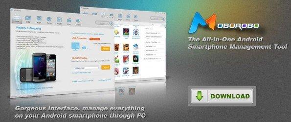 itunes para Android moborobo
