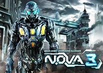 N.O.V.A 3 para Android, el nuevo juego de Gameloft
