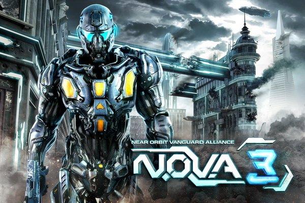 NOVA N.O.V.A 3 android