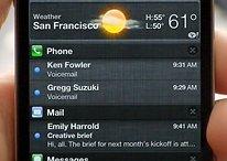 El nuevo iOS5 de Apple es descaradamente muy parecido a Android