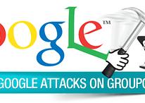 Google ataca a Groupon