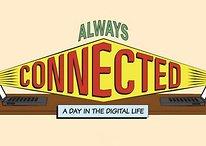 [Infografía] Un día en la vida digital