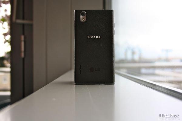 Prada phone LG 3.0