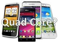 La lucha de los Quad-Core: ¿Qué móvil de cuatro núcleos me compro?