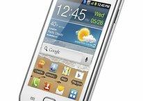 Samsung Galaxy Ace DUOS - Mais um dispositivo Dual SIM