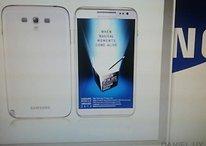 """El Samsung Galaxy Note 2 tendrá una pantalla de 5.5"""""""