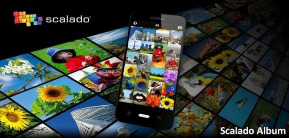 play store android Scalado Album