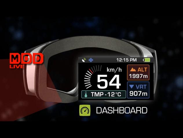 Android Ski gafas MOD