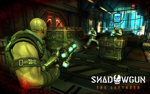 ShadowGun Left Over nuevos niveles