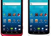 Sharp lanza un teléfono Android 3D en Japón - Global Smartphone Aquos SH8298U