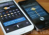 SIRI vs S-Voice de Samsung