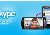 Skype para Android cuenta ahora con videollamadas a través de WiFi y 3G