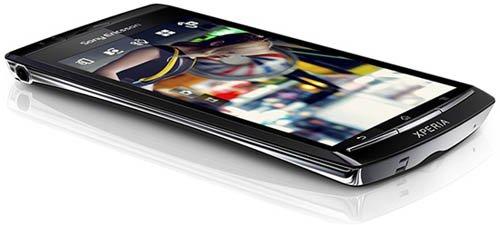 Sony Ericsson Nozomi Arc HD Xperia Cloud