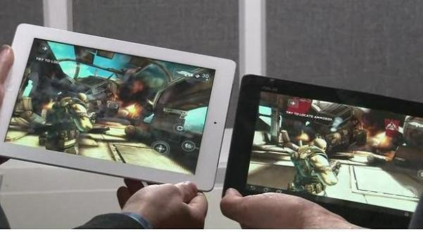 Nvidia Tegra 3 Vs iPad A5X