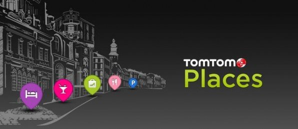 TomTom Places Android