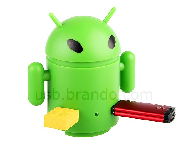 puerto USB de Android