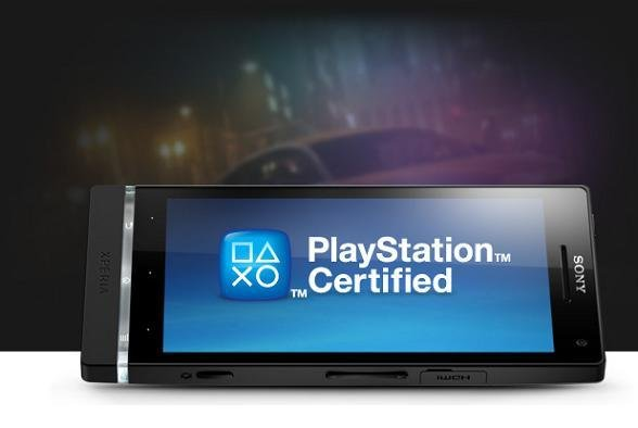 PlayStation store xperia s play station