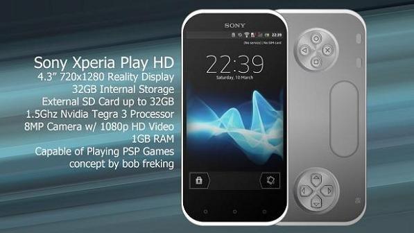Sony Xperia PLAY HD 2