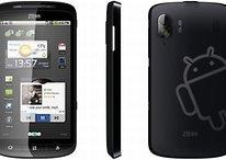 Smartphone de Android ZTE ya está en España