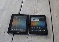 Acer Iconia Tab A110 hace temblar al Nexus 7 en el Benchmark
