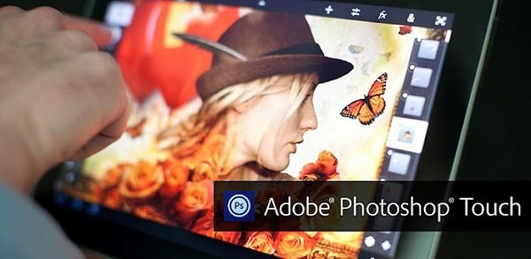 actualizacion adobe photoshop touch