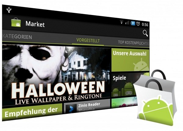 Android Market APK 3.3.11