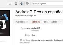 AndroidPIT.es en español ya está en Google+