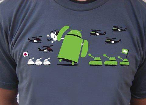 android gana la batalla