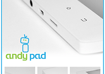 AndyPad - ¿un tablet a precio de low cost?