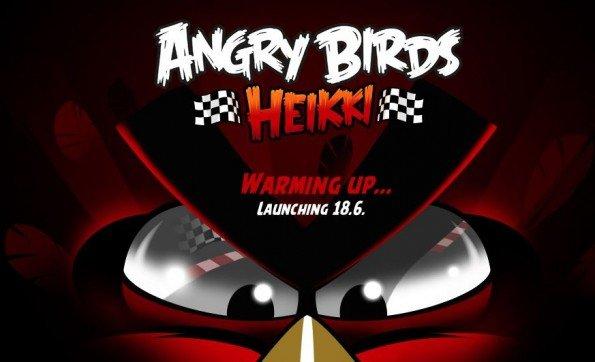 Angry Birds Heikki Rovio