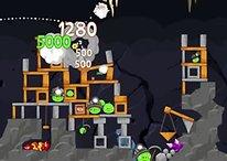"""Los Angry Birds vuelven: """"Mine and Dine"""" es la nueva actualización"""