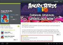 Nueva actualización de Angry Birds Rio con 15 nuevos niveles