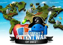 Apple vs Samsung : Retour sur la guerre des brevets 2011 [Graphique]