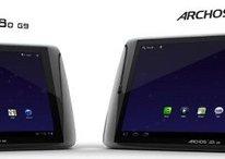[Vídeos Hands-On] Los nuevos tablets de Android Archos G9