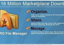 Astro File Manager estrena nuevo look y es compatible con Honeycomb