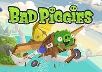 Bad Piggies llega al Google Play Store - ¡Vamos a ponernos cerdos!